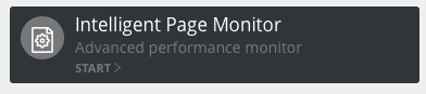 Intelligent Page Monitor
