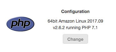 Upgrade AWS Elastic Beanstalk from PHP7 0 to PHP7 1 | RapidSpike