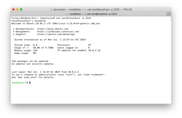 How to manually build a Ubuntu 18 04 Virtual Machine server with