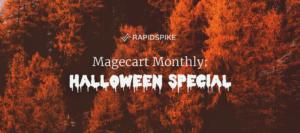Magecart Monthly: Halloween Special