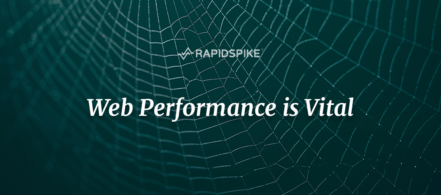 Web Performance is Vital
