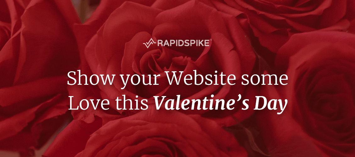 Show your Website some Love this Valentine's Day