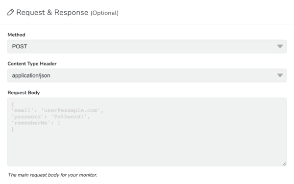 Reliability - request & response