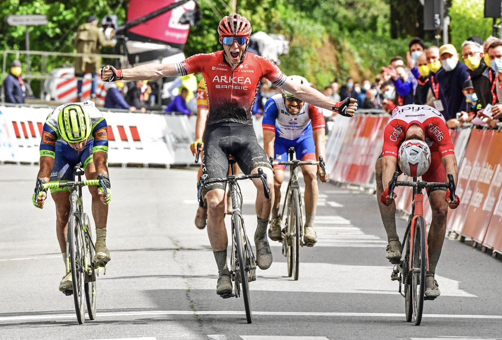Tro Bro Léon cycling race