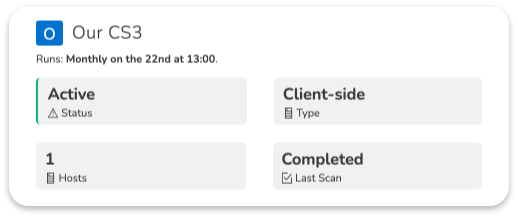 RapidSpike - Client Side Security