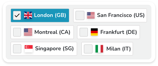 RapidSpike - Global Server Network
